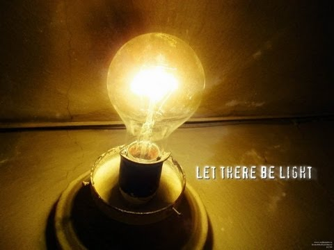 let there be light allen white