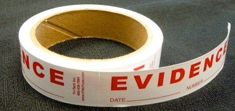evidencetape