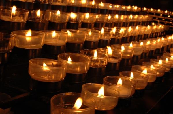 group prayer allen white God is All