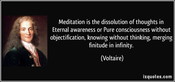 quote-meditation-is-the-dissolution-of-thoughts-in-eternal-awareness-or-pure-consciousness-without-voltaire-191179
