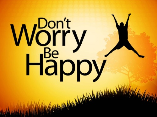 Don't Worry Wonderful Things Are Happening