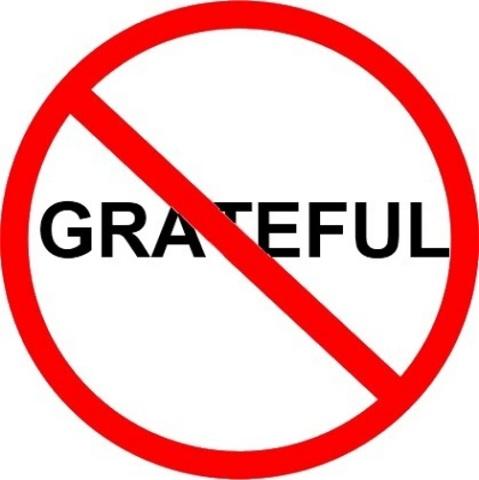 No-gratitude